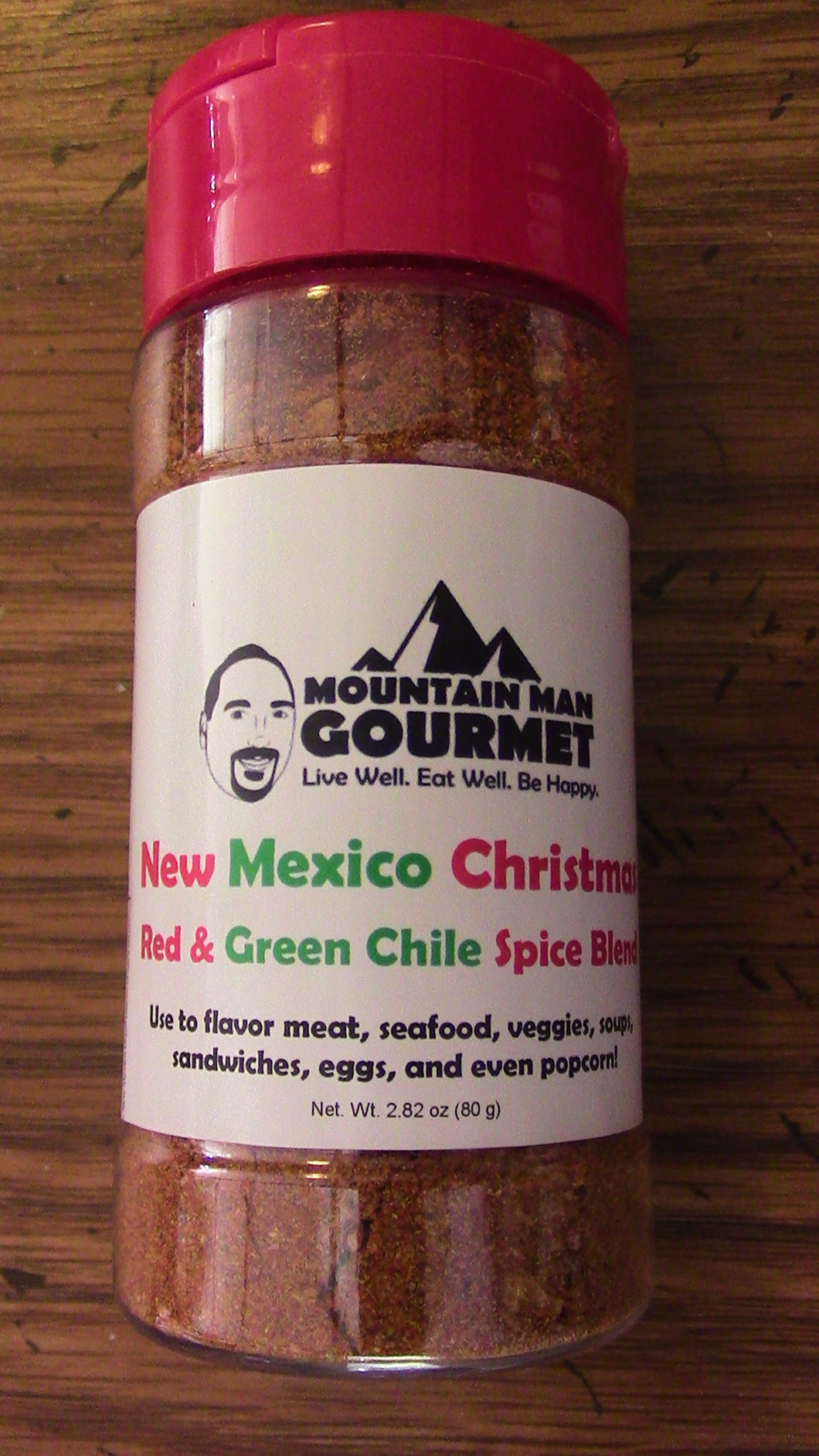 New Mexico Christmas Spice Blend