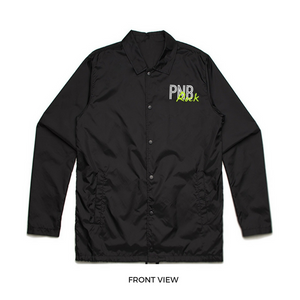 """Catch These Vibes"" Limited Edition Coaches Jacket"