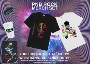 """PNB Rock"" Merch Set"