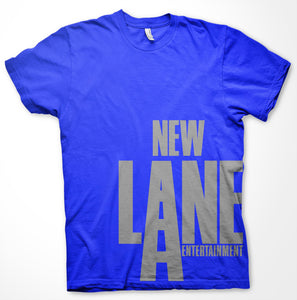 """New Lane"" Logo Unisex T-shirt"