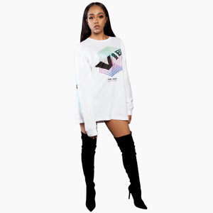"""Vibes"" Unisex Long Sleeve"