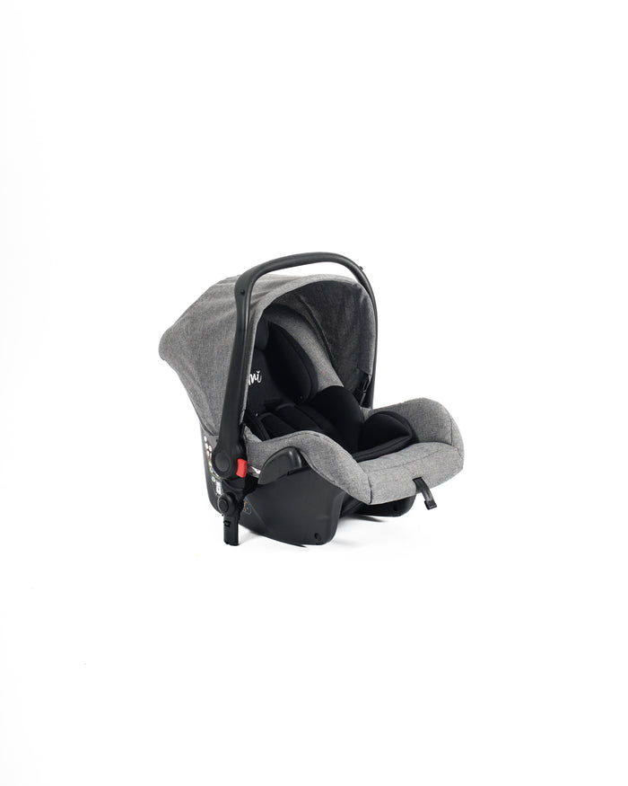 Mimi Luxe Infant Car seat (0-13kgs) | Misty Grey