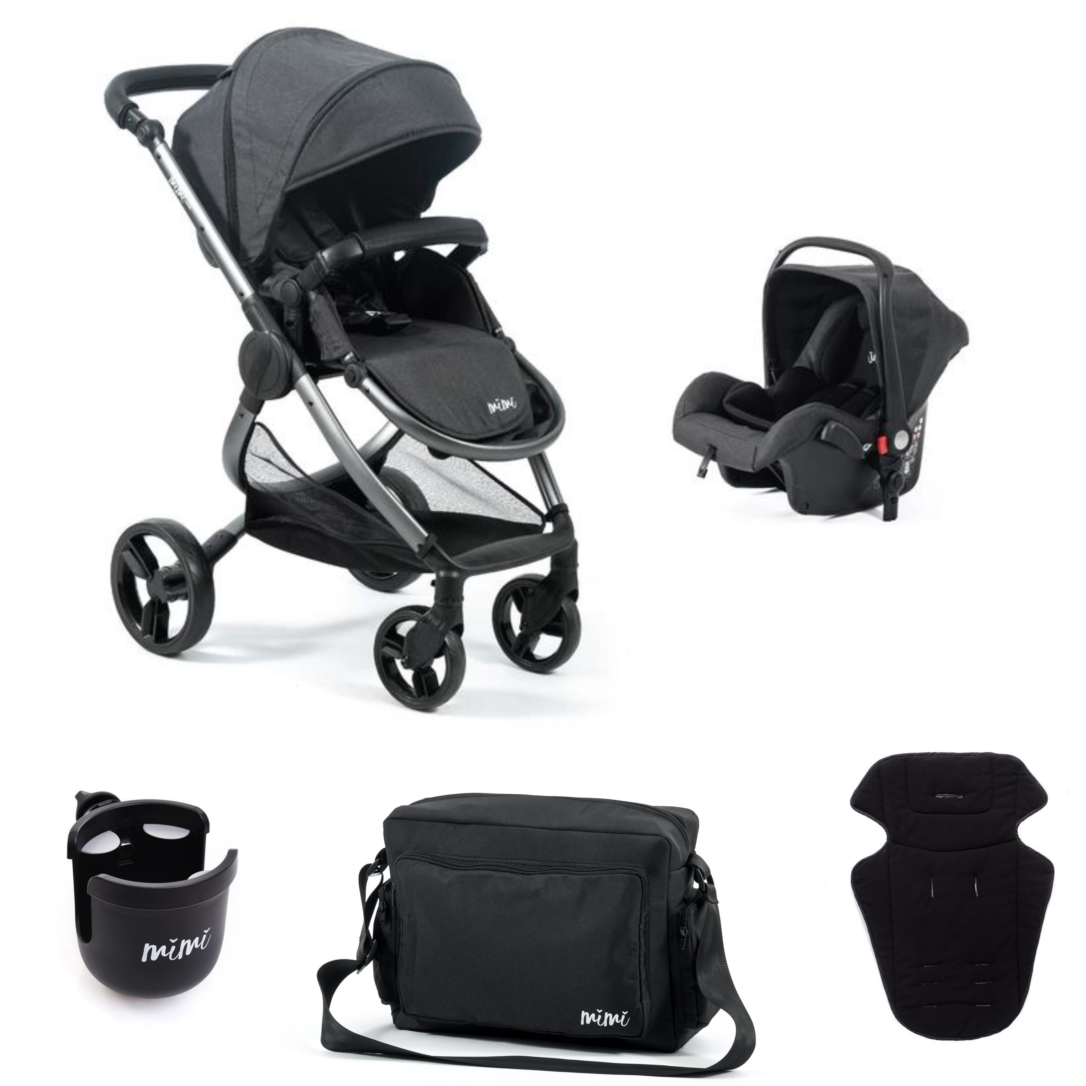 Mimi Luxe 2 in 1 Travel System | BLACK FRIDAY DELUXE DEAL