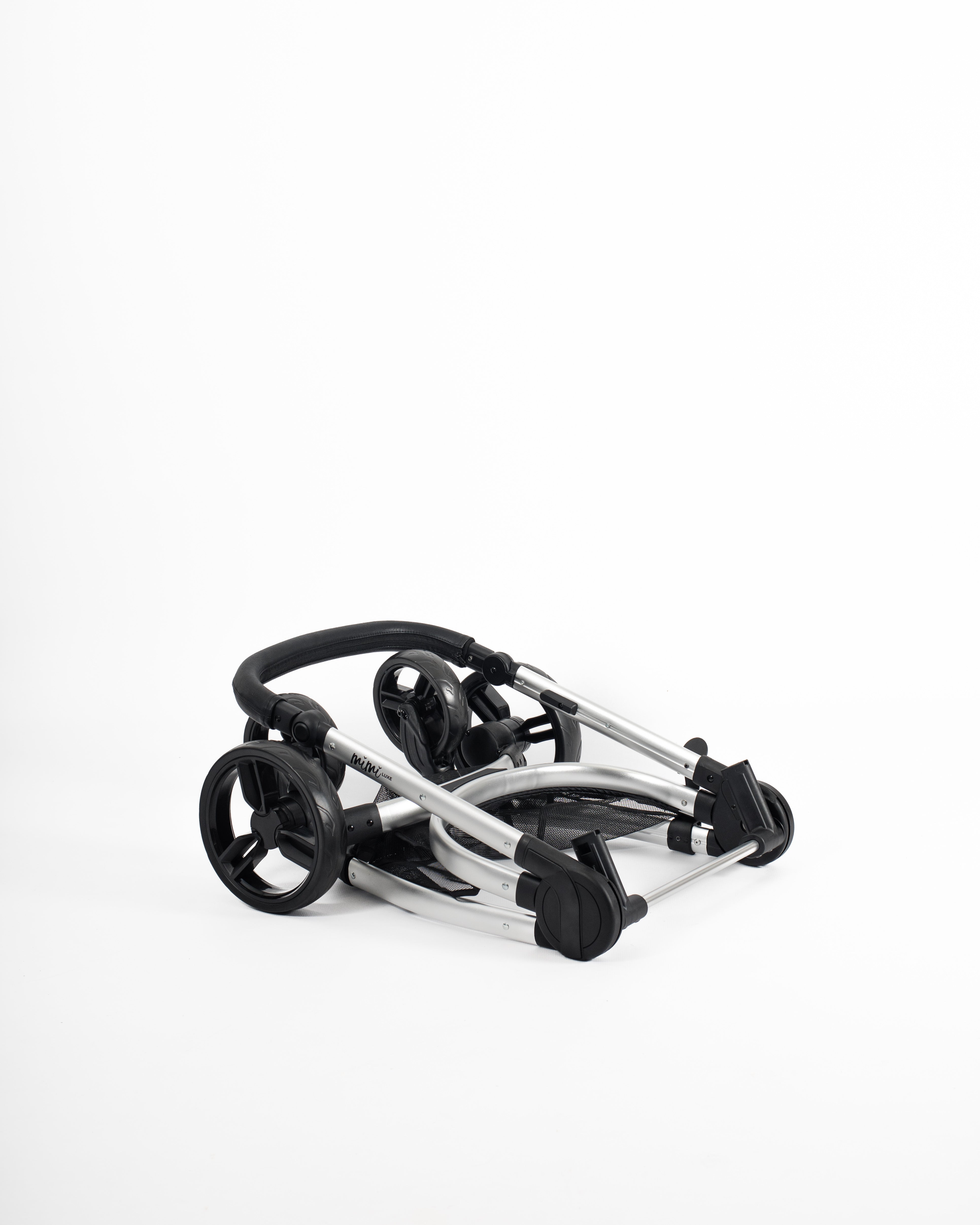 Mimi Luxe Stroller | Charcoal Grey