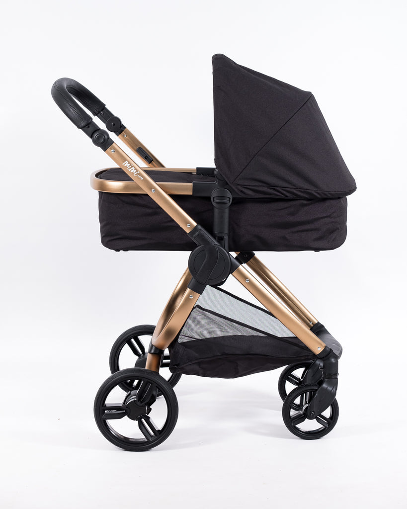 2020 Limited Edition | Mimi Luxe 3 in 1 - Carrycot Travel System | Gold