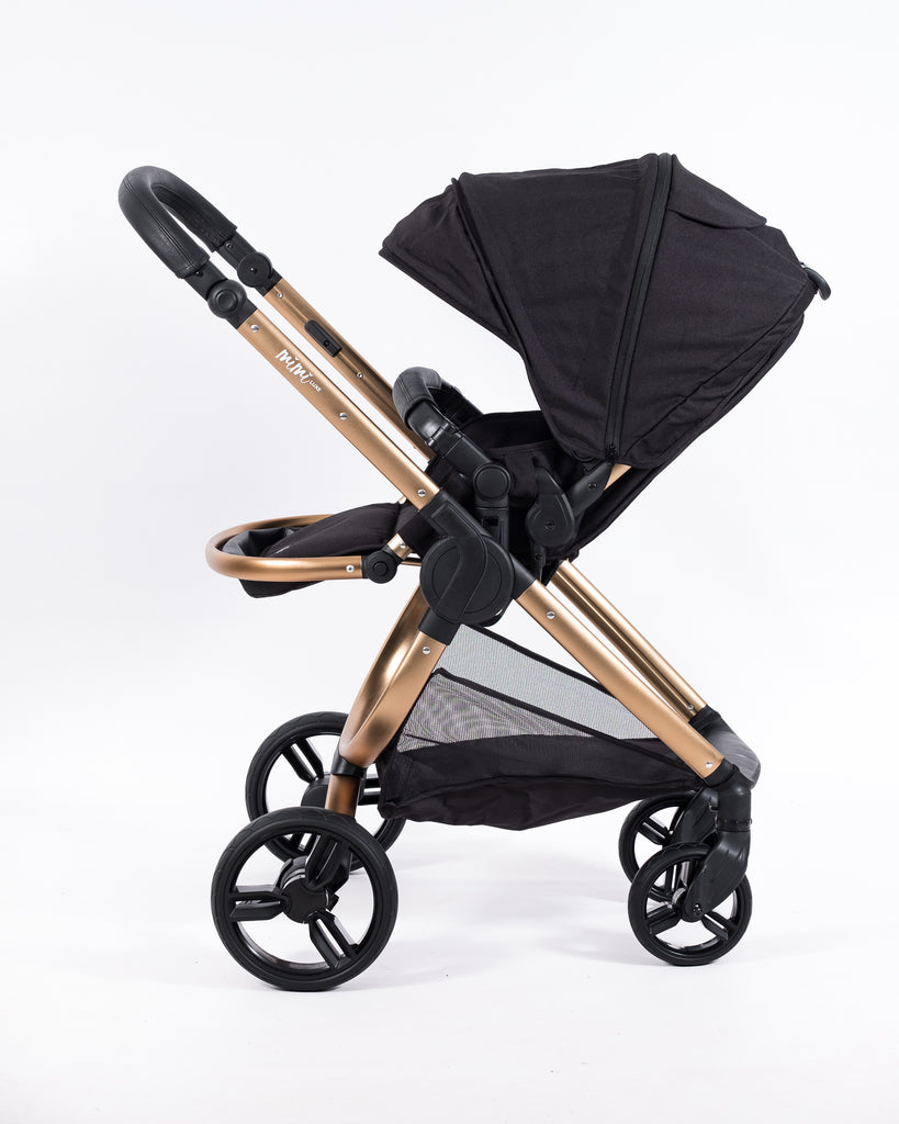 Limited Edition | Mimi Luxe 4 in 1 Travel System | Gold