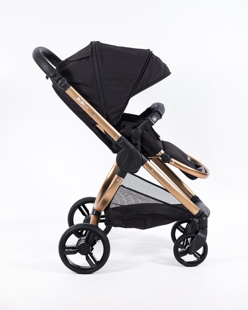 Limited Edition | Mimi Luxe 5 in 1 Travel System | Gold