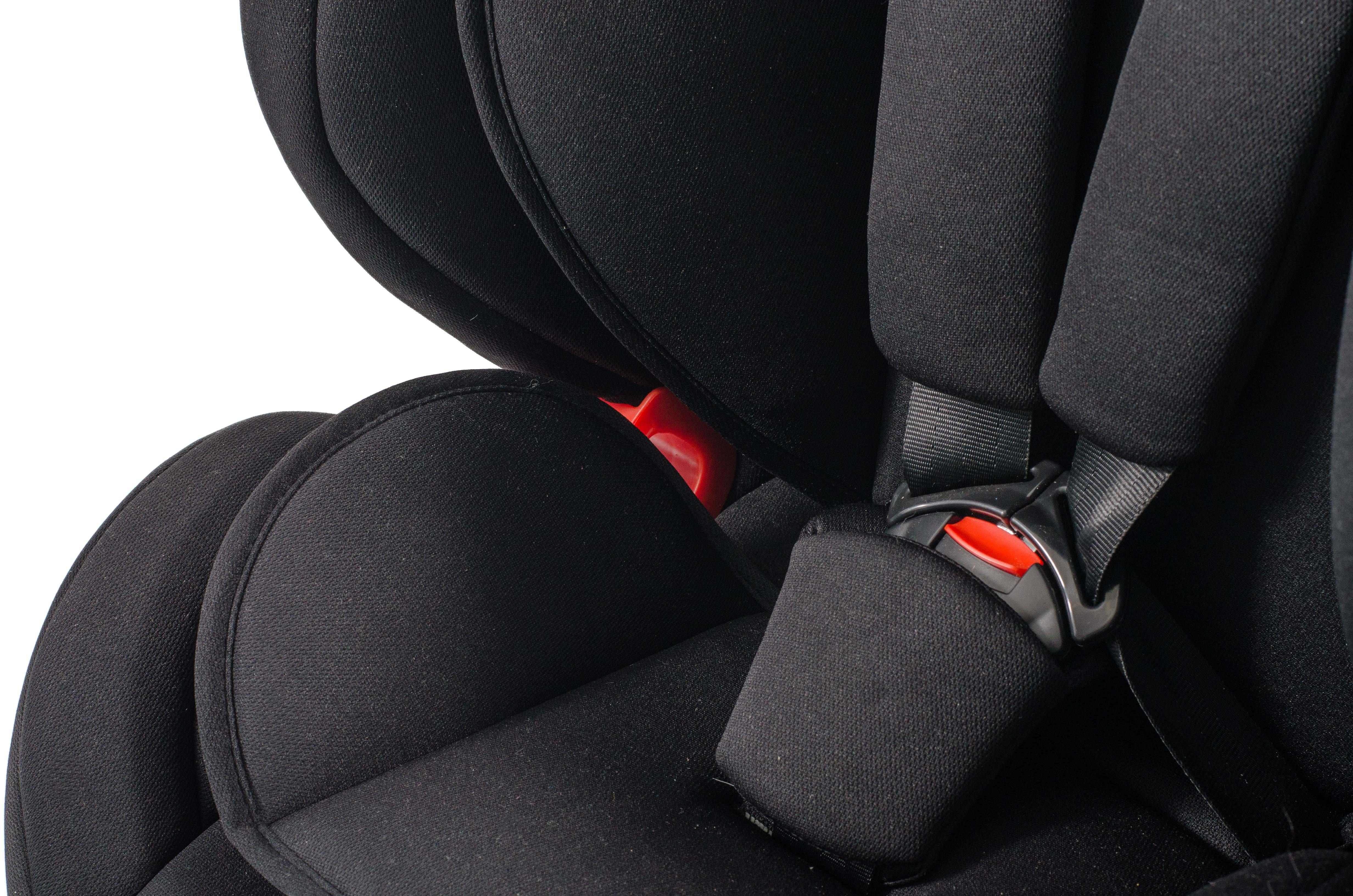 Top Tether IsoFix Car Seat (Group 1,2,3)