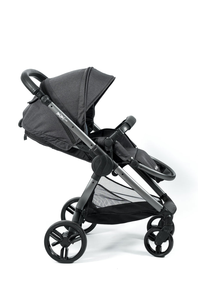Mimi Luxe 4 in 1 Travel System | Charcoal Grey
