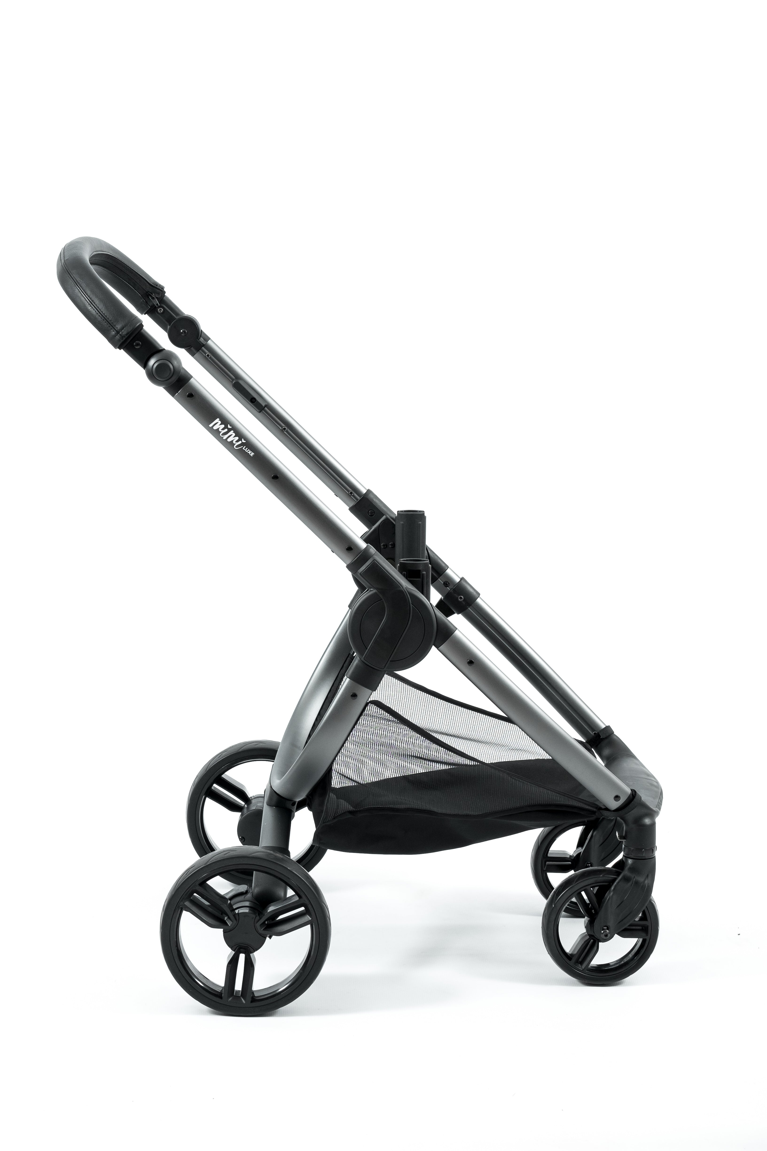 Mimi Luxe 3 in 1 -  Isofix Travel System | Charcoal Grey