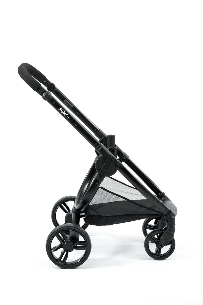 Mimi Luxe 2 in 1 - Travel System | Jet Black - PRE ORDER