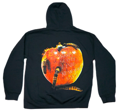 Travis Scott Astroworld MSG Rotten Apple Hoodie