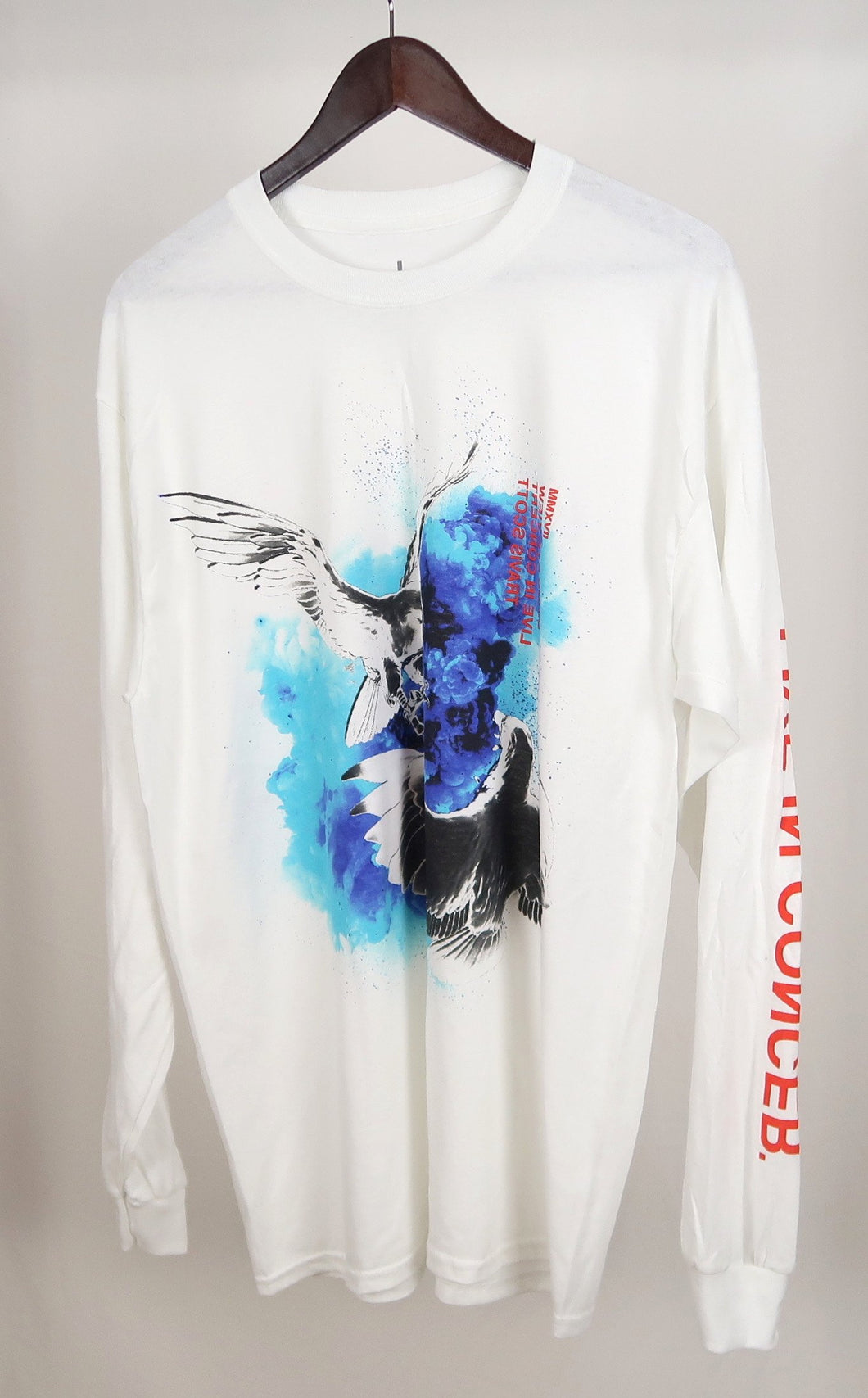 Travis Scott Birds Eye View Tour Long Sleeve