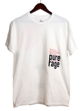 Travis Scott Pure Rage White T-Shirt