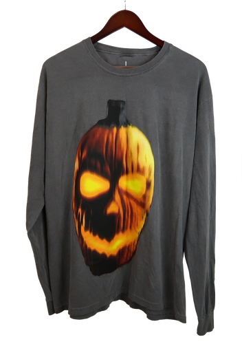 Travis Scott Pumpkin Long Sleeve