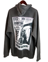 Travis Scott X Texas Chainsaw Massacre Poster Hoodie