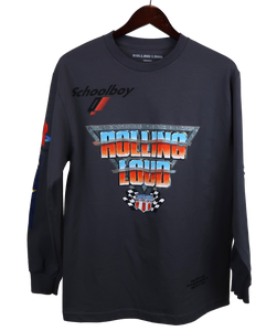 Rolling Loud 2017 SoCal Long Sleeve (Grey)