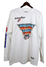 Rolling Loud 2017 SoCal Long Sleeve (White)