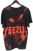 Yeezus Tour Red Splatter T-Shirt