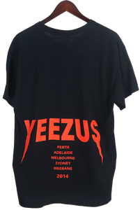 Yeezus Tour Skeleton T-Shirt