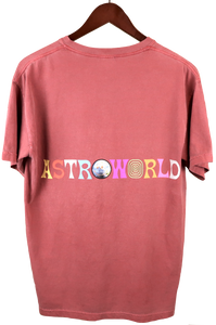 Travis Scott Governors Ball Astroworld T-Shirt