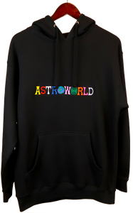 Travis Scott Governors Ball Astroworld Hoodie