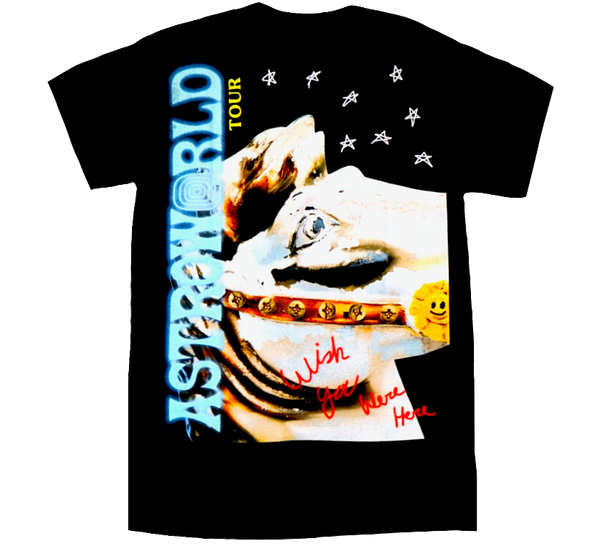 Travis Scott Astroworld Launch T-Shirt