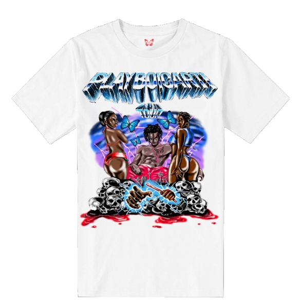 Playboi Carti Summer Tour 2017 T-Shirt