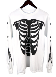Playboi Carti Die Lit Tour Skeleton Long Sleeve