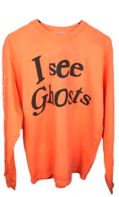 "KIDS SEE GHOSTS ""I SEE GHOSTS"" LONG SLEEVE"