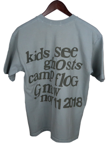"KIDS SEE GHOSTS ""LUCKY ME"" T-SHIRT"