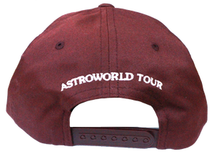 Travis Scott Astroworld Tour Wish You Were Here Hat