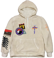 Travis Scott Cactus Trails Half Zip Sherpa Hoodie