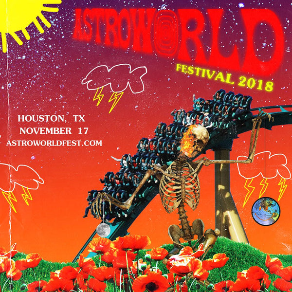 Astroworld Festival (Houston) General Admission Ticket