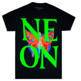 Playboi Carti Neon Tour Butterfly T-Shirt
