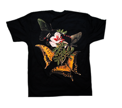 French Montana Butterfly T-Shirt