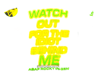 A$AP Rocky Injured Generation T-Shirt