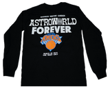 Travis Scott New York Knicks Long Sleeve