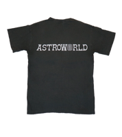 Travis Scott Lollapalooza Astroworld T-Shirt