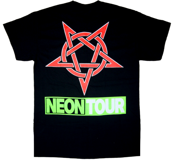 Playboi Carti Neon Tour T-Shirt
