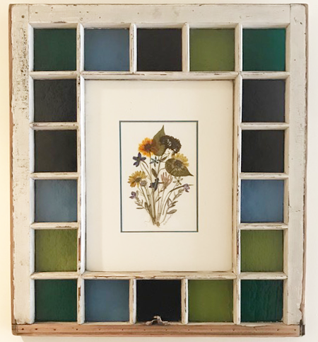 Beth S. Murphy - Pressed Botanical Collages