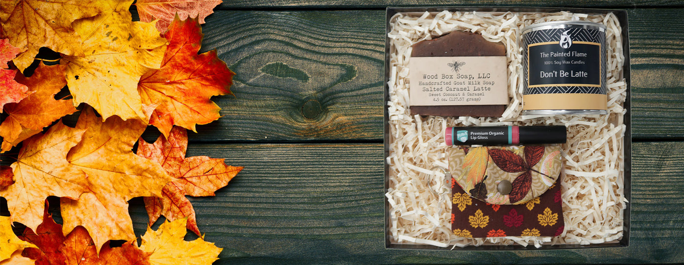 Fall into Autumn Box