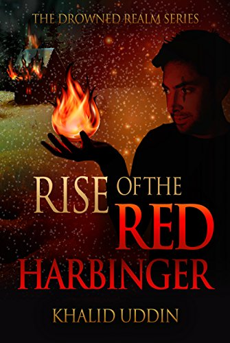 Book 'Rise of the Red Harbinger'