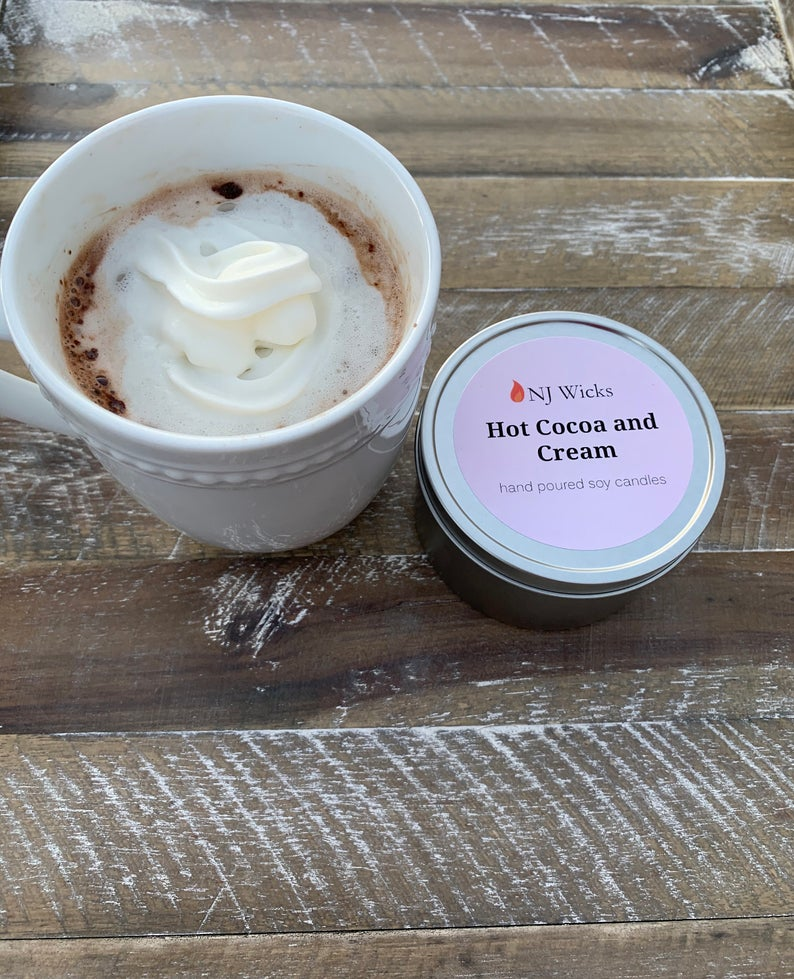 Hot Cocoa & Cream