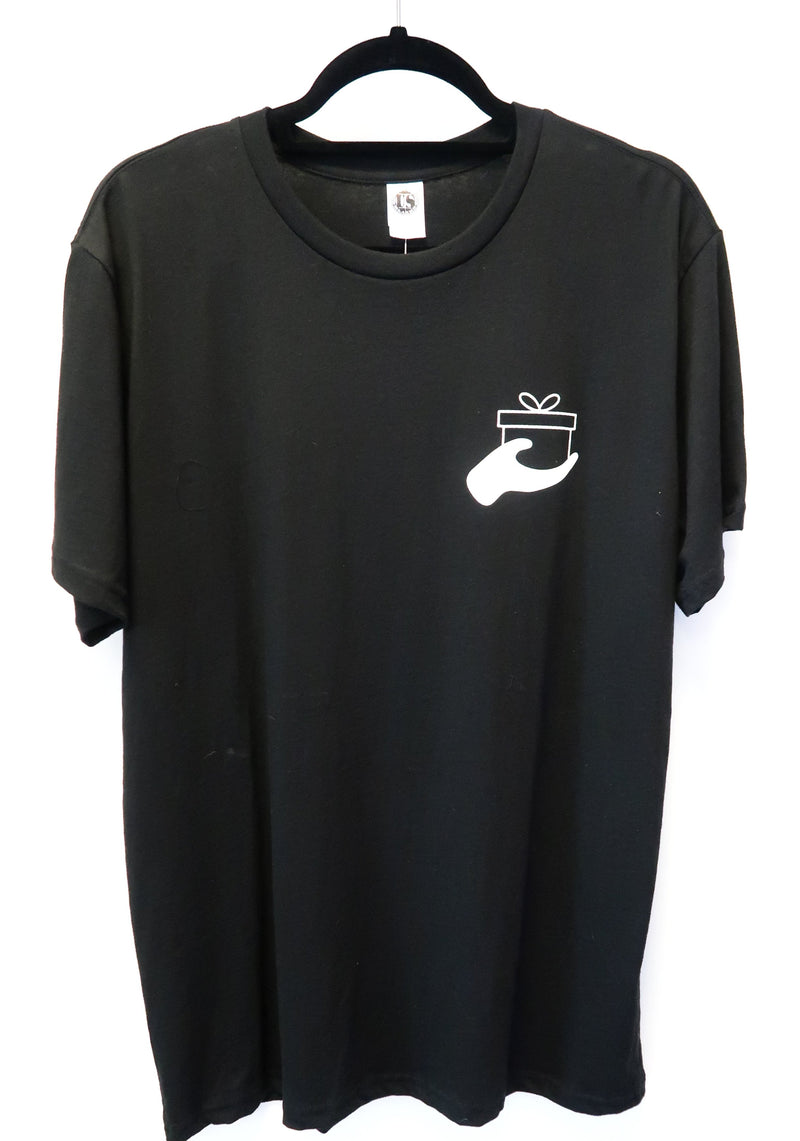 Black T-Shirt Men
