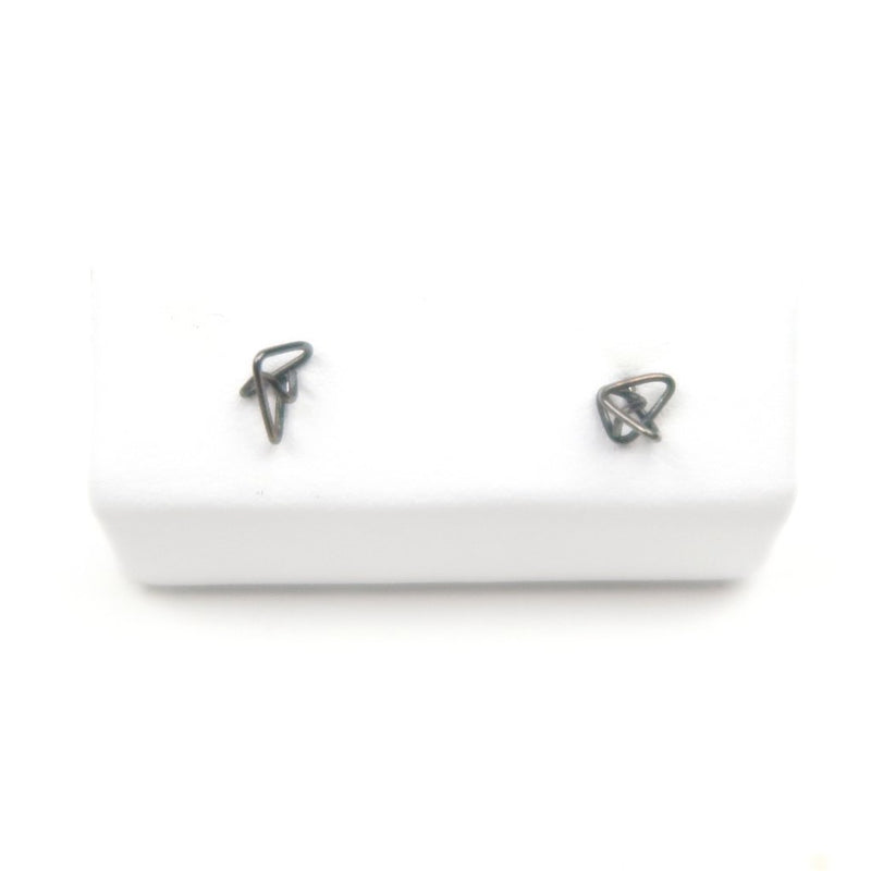Geo Stud Earrings