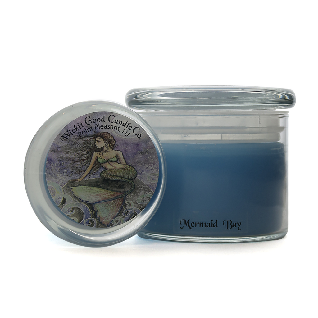 Triple Scented Candles - Mermaid Bay