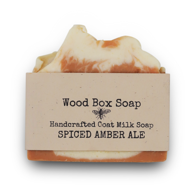 Handcrafted Goat Milk Soap - Fall Soaps