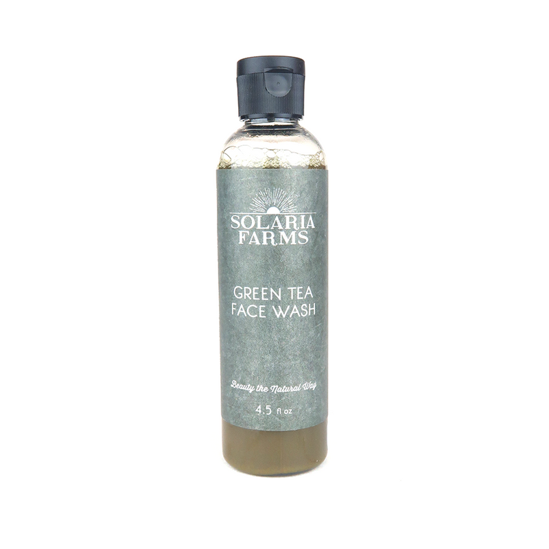 Green Tea Anti-Aging Face Toner
