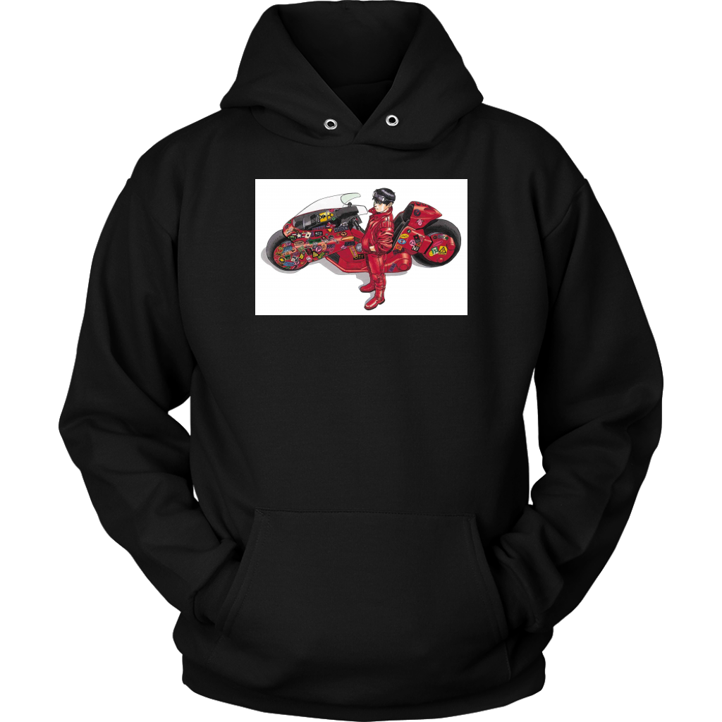 Akira Bike Out Ready Hoodie